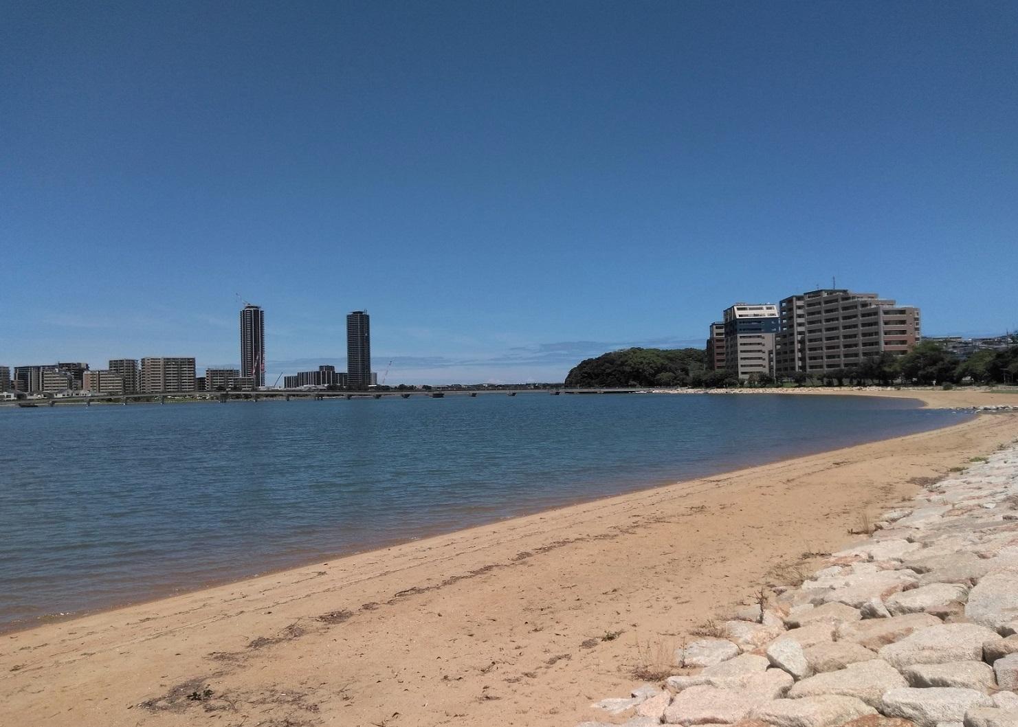 香椎浜海岸