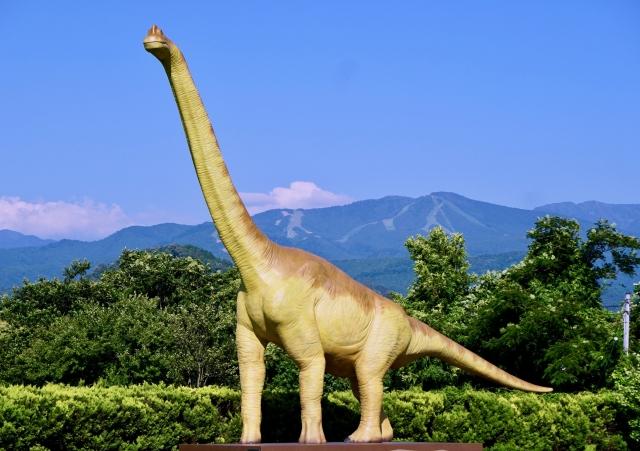 勝山 恐竜