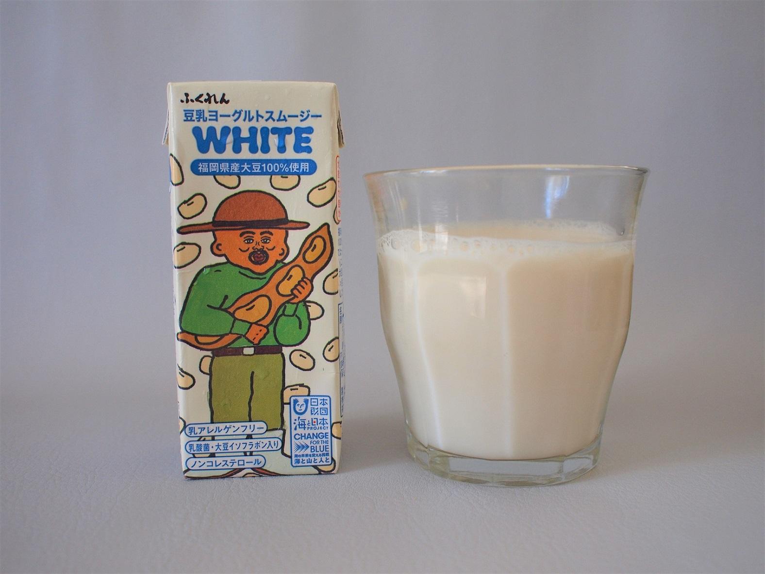 WHITE(豆乳ヨーグルト)
